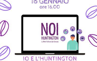 e-Huntington Cafè 16 Gennaio 2021