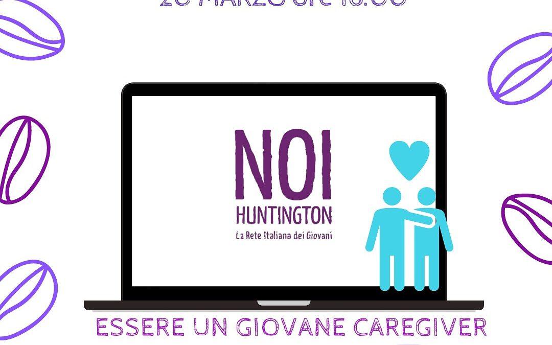 e-Huntington Cafè 20 Marzo 2021